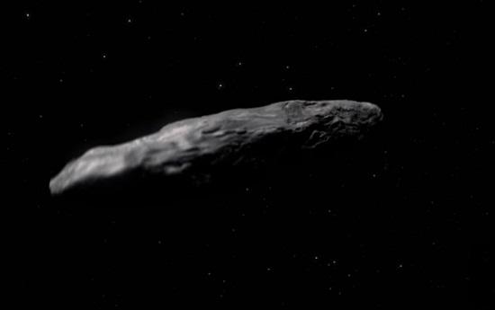 นักวิทย์ยัน 'อูมัวมัว' คือ ยานมนุษย์ต่างดาวจริง